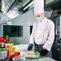 catering safety during covid