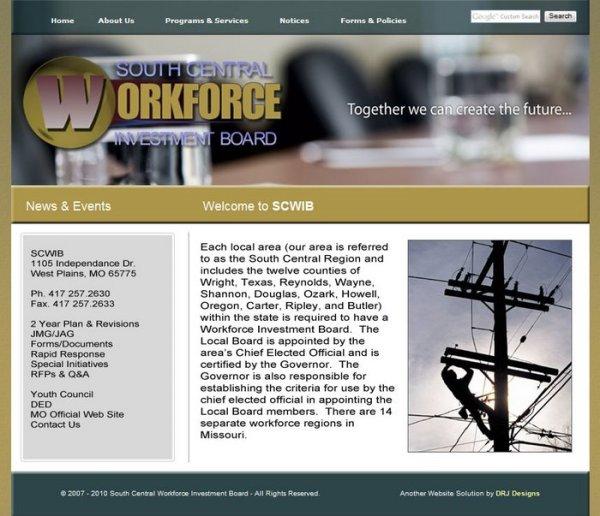 DRJ Designs Portfolio Local Businesses
