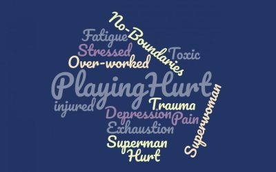 """""""Playing Hurt"""" Hurts Us All"""