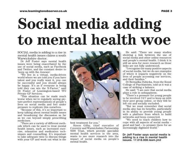 Articles & News | Dr Jeff Foster | Men's Health Expert ...