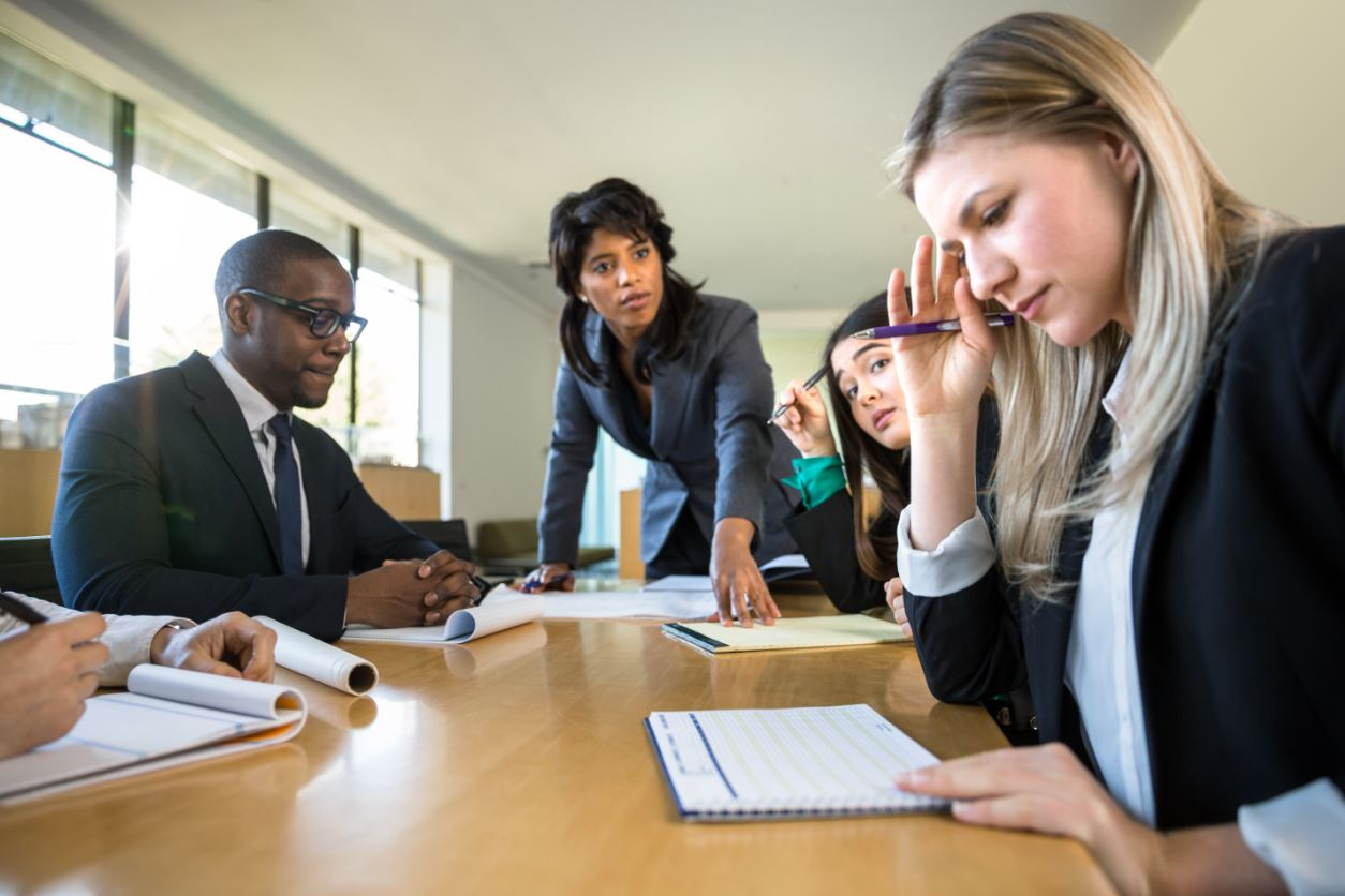 Poor management practices leave employees at increased risk of depression