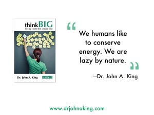 Living from the Inside Out #drjohnaking