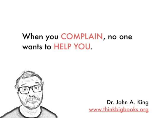 When You Complain #drjohnaking