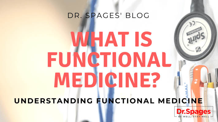 What is functional medicine