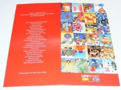 Die Weihnachtskarte 2012 mit allen Motiven