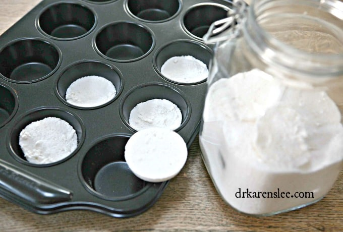 muffin pans for dishwasher detergent tablets drkarenslee