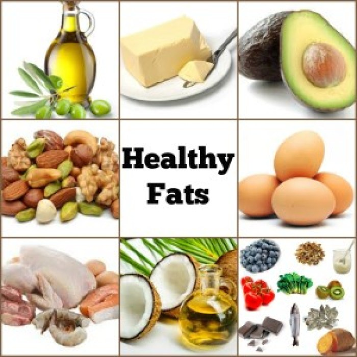 what are good fats when dieting