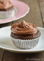 Secret Ingredient Chocolate Cupcakes