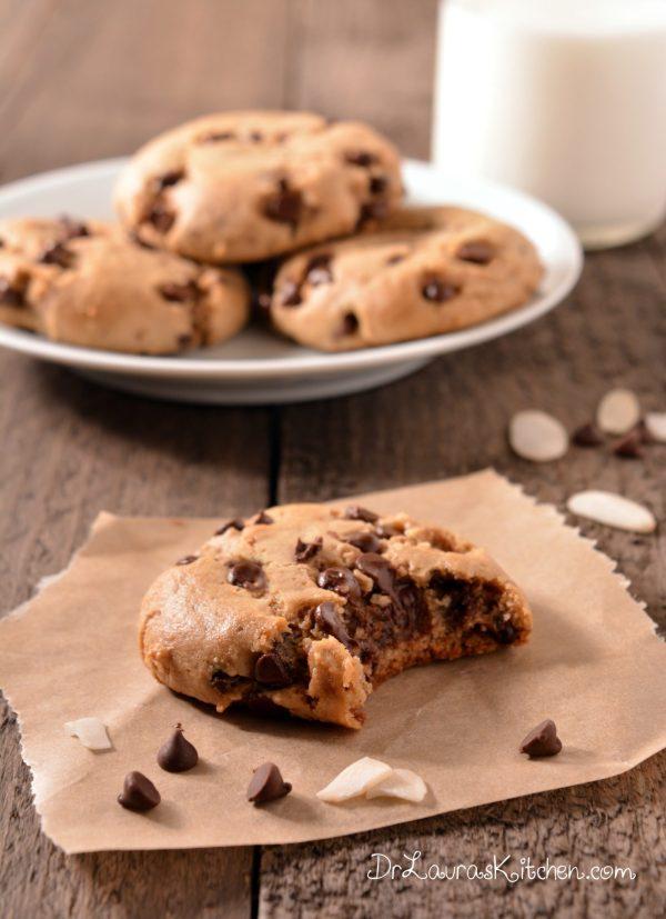Grain Free Chocolate Chip Cookies