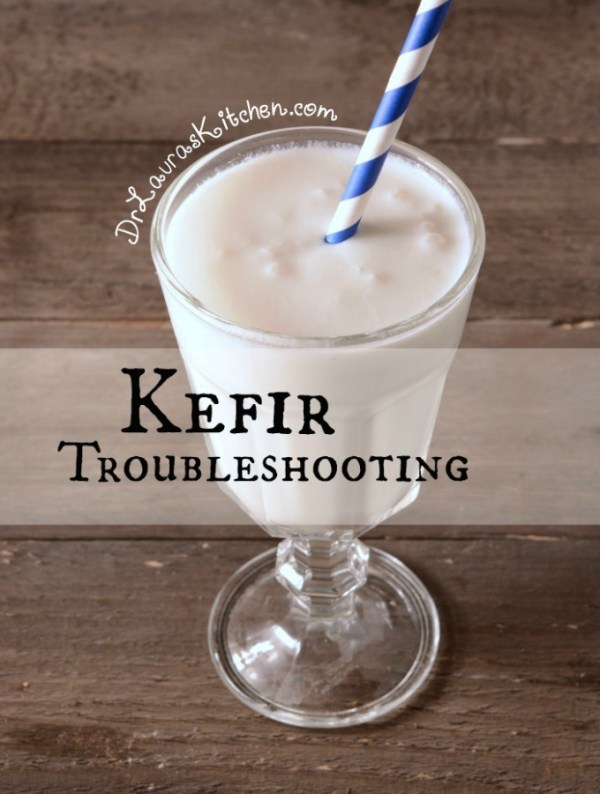 Kefir Troubleshooting