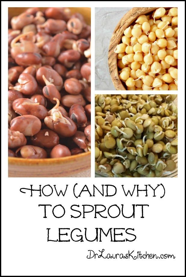 How (and Why) to Sprout Legumes