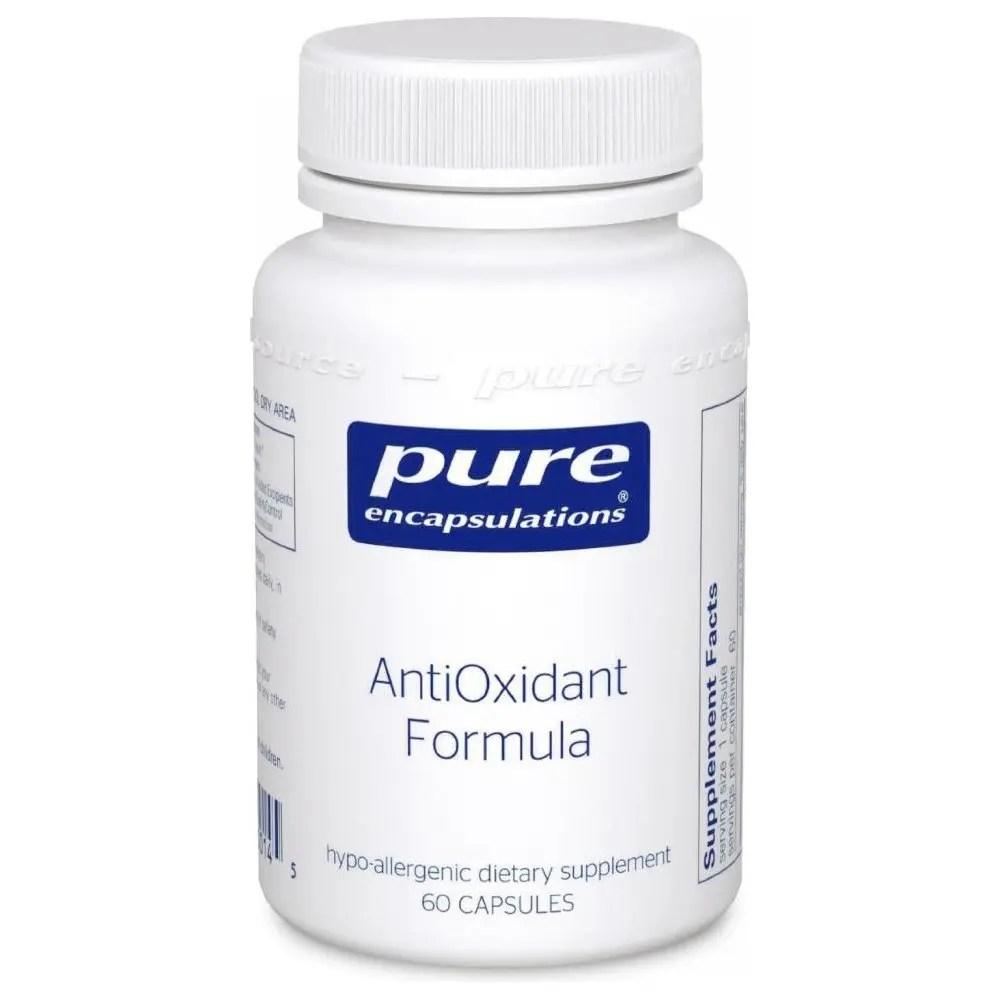 AntiOxidant Formula