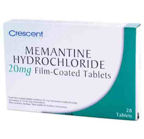 Memantine: Side Effects, Dosage, Uses, and More