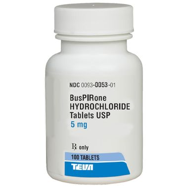 Buspirone Oral : Uses, Side Effects, Interactions