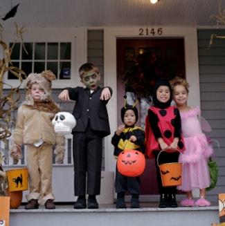 Halloween Health & Safety Tips