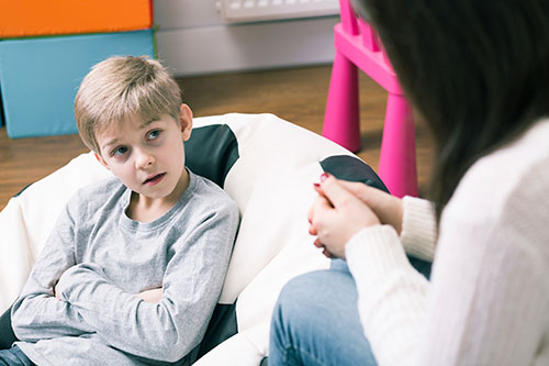 Anxiety and Depression in Children
