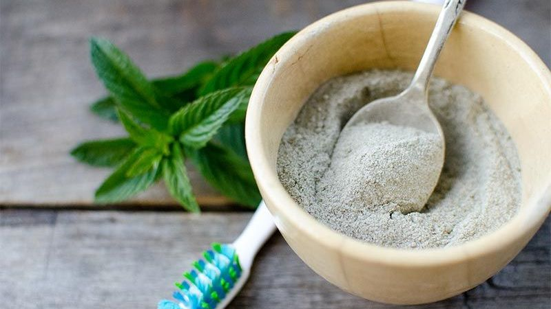 Make Your Own Diy Tooth Powder at Home