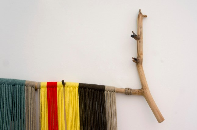 Dr. Livinghome · DIY. Colgante de lana