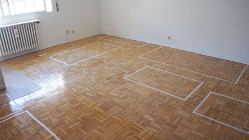 Un pequeño truco para decidir la distribución de los muebles