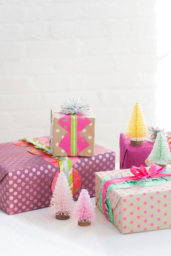 10 ideas originales para envolver regalos decoraci n - Regalos envueltos originales ...