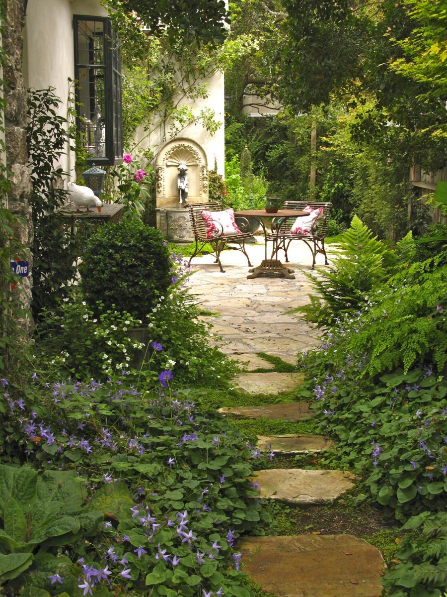 5 cosas que tiene la casa de mis sue os decoraci n for Jardin geometrico