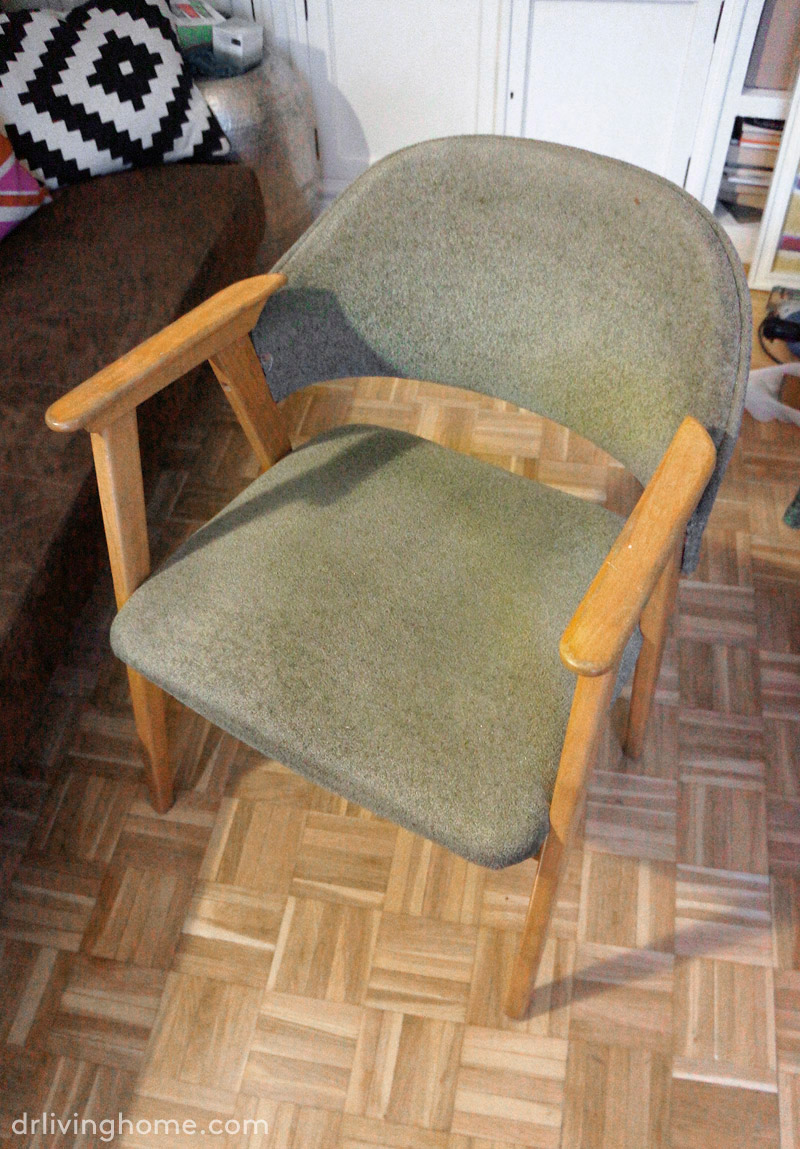 doblar esquinas tapizar silla