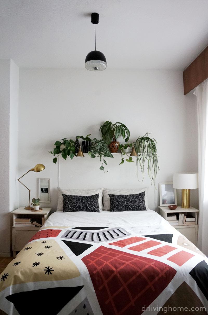 La decoración de mi dormitorio