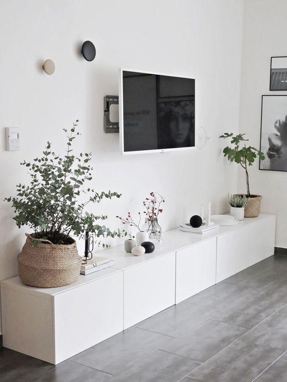 decorar con muebles de salon modernos 3jpg - Como Decorar Un Salon Moderno
