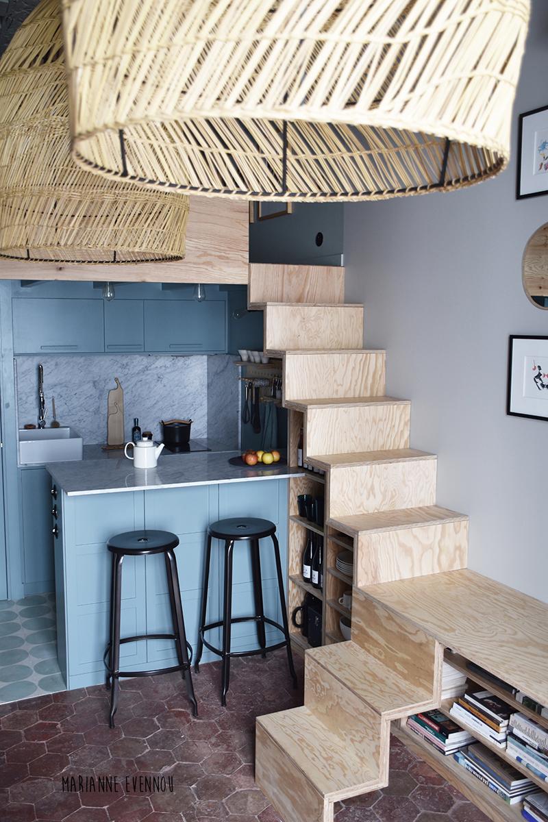 50 ideas geniales para decorar un piso pequeño