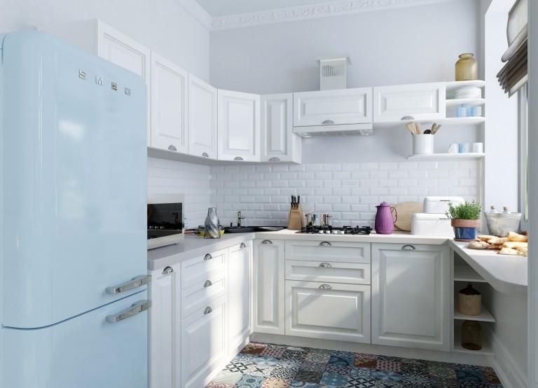 Los planes para reformar la cocina de Diana