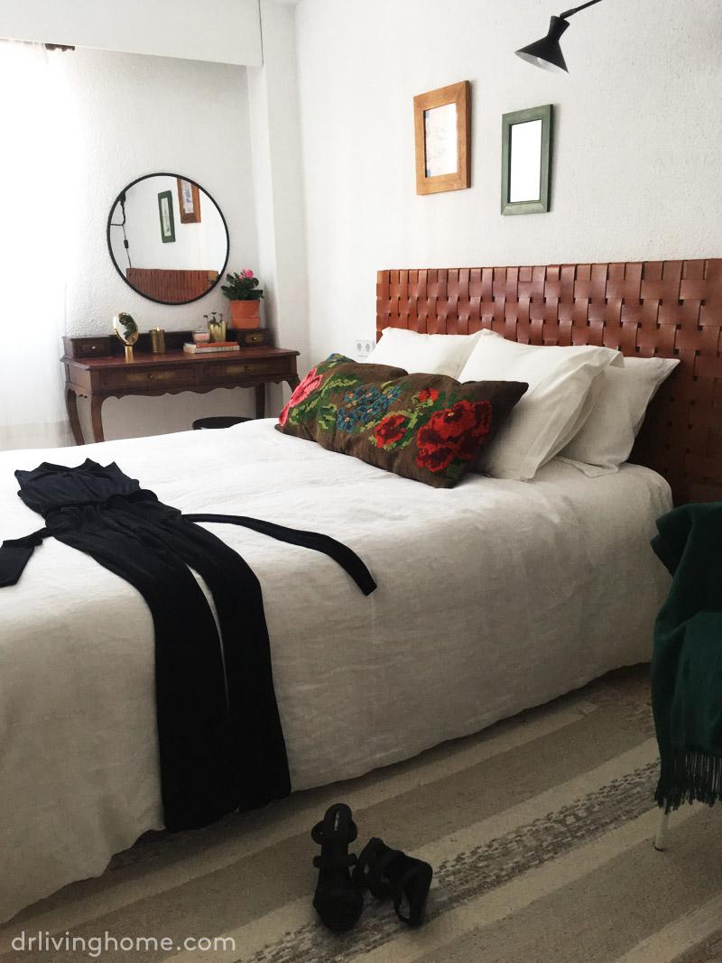 El dormitorio de María Jesús