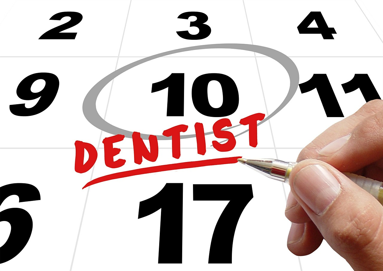 Schedule your Stockton dentist appointment