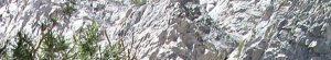 Granite mountainside
