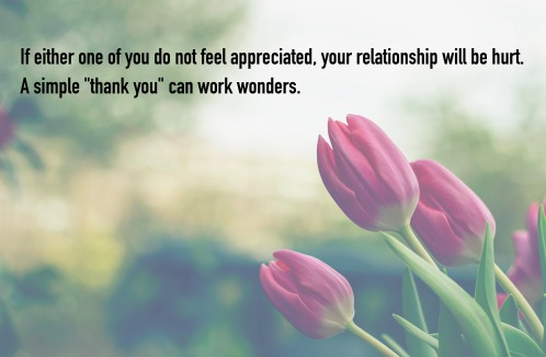 A Little Gratitude Goes A Long Way In A Marriage