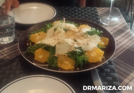 Rome-Italy-Seasonal-Salad
