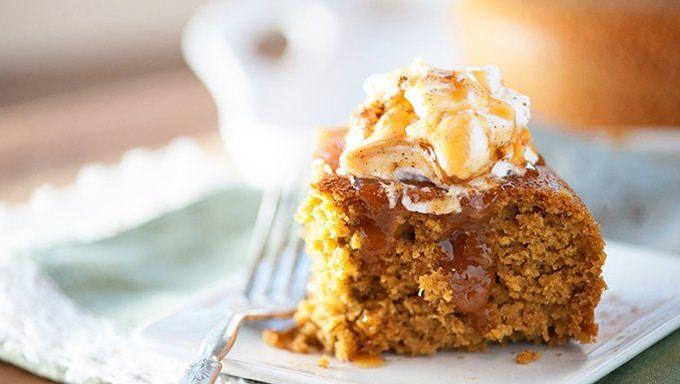 Pumpkin Apple Bake Recipe