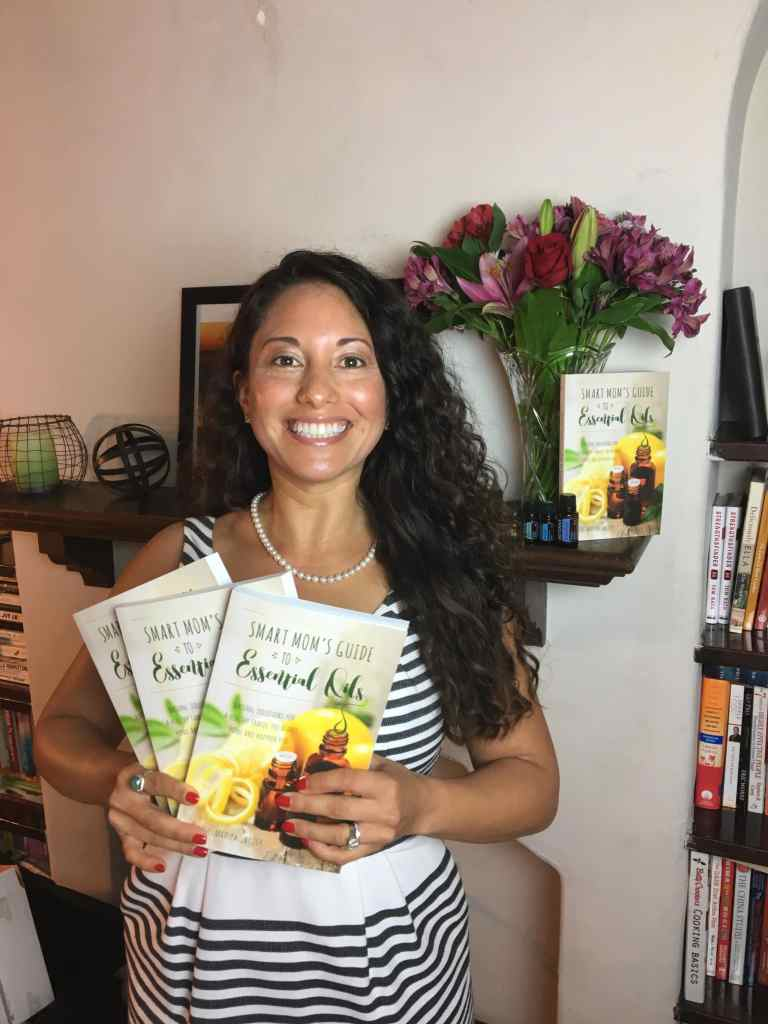 Dr. Mariza Snyder and The Smart Mom's Guide to Essential Oils