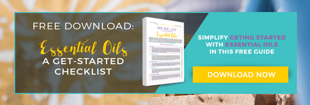 Download Your Free Essential Oil Checklist