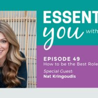 Episode #49 How to be the Best Role Model with Nat Kringoudis header