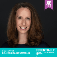 Essentially-You-podcast-ep-173-Dr-Jessica-Drummond-sq