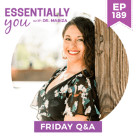 EP189-Does-Sugar-Impact-Hormonal-Balance--If-So,-How--FRIDAY-Q&A-SQ
