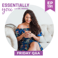 EP191-Is-there-Anything-That-Stops-Hot-Flashes-and-Night-Sweats-Naturally--FRIDAY-Q&A-SQ