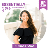 EP229-The-Most-Important-Supplements-to-Take-While-Pregant-and-in-Postpartum-FRIDAY-QA-sq