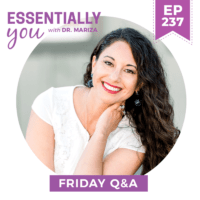 EP237-The-Truth-Behind-Stubborn-Weight-Gain-After-40-Years-Old-FRIDAY-Q&A-s