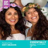 Essentially-You-podcast-ep-264-Jody DeLeone-sq