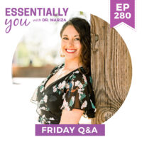 EP280-Top 10 Habits That Are Making You Age Faster-FRIDAY-Q&A