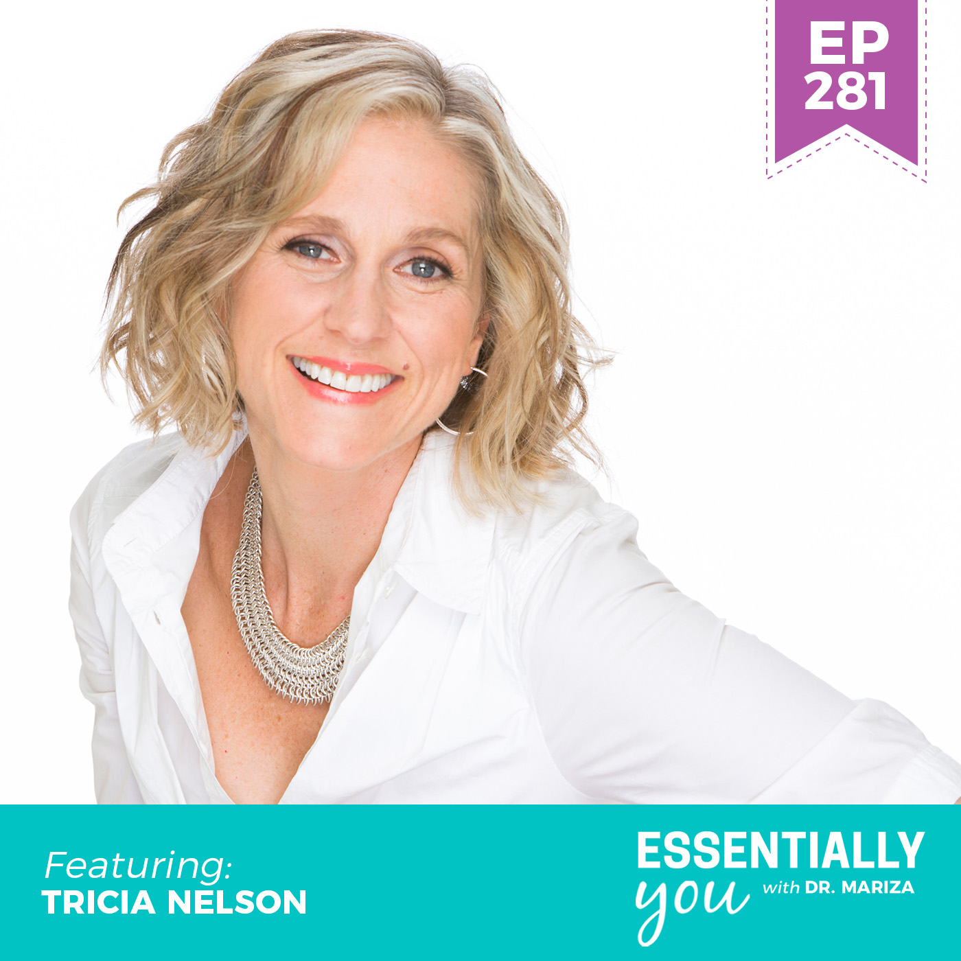 #281: How to End Emotional Eating Now with Tricia Nelson