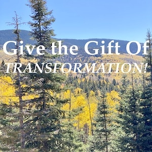 Give the Gift of Transformation - Dr Mark's Gift Card