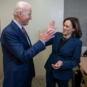 Joe and Kamala Election Blog - A New Beginning From the 8th Dimension