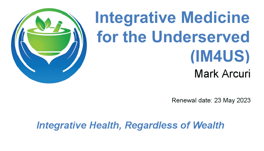 IM4US Membership Card